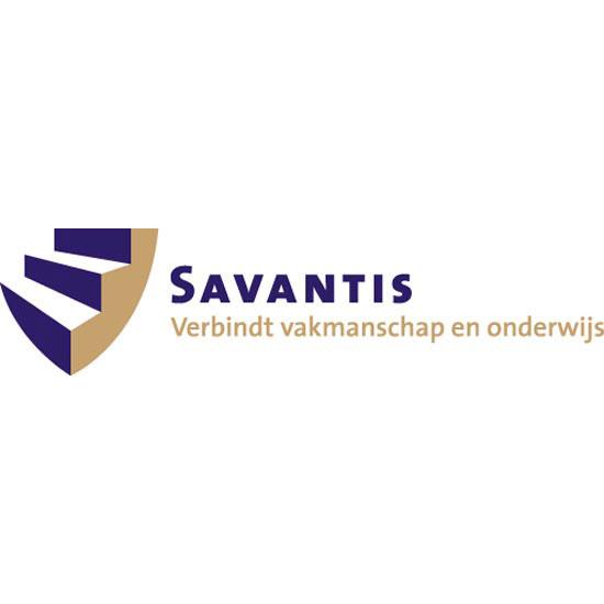 Savantis vakmanschap en onderwijs logo